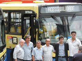 Empresários do transporte coletivo